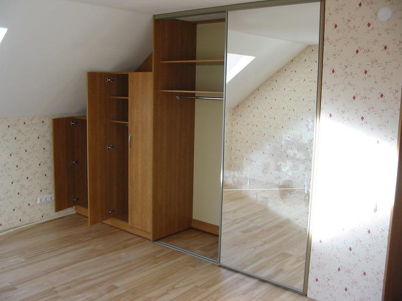 Встроенные шкафы-купе и раздвижная система / btob.lv - dator.